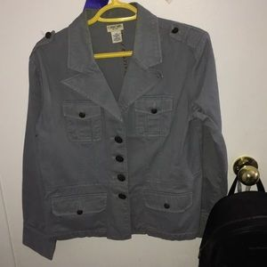 Cute blazer-type jacket!